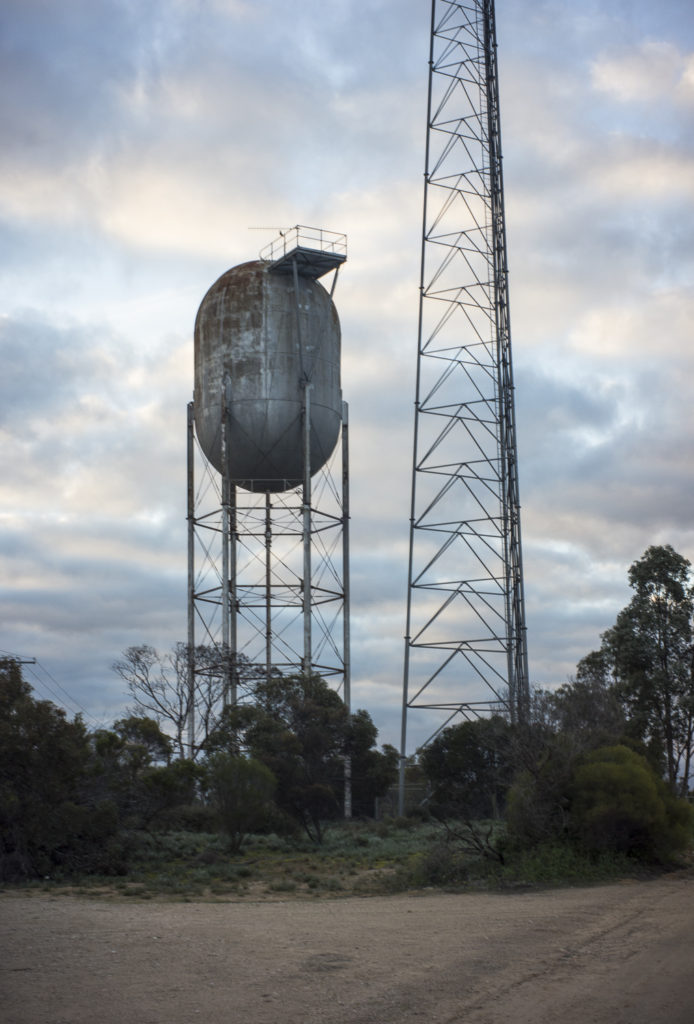 Water tower, Karoonda