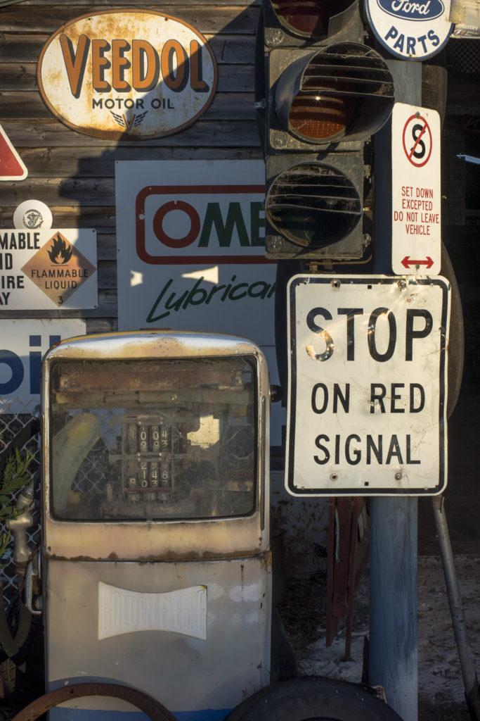 Mallee signs, Wimmera, Victoria