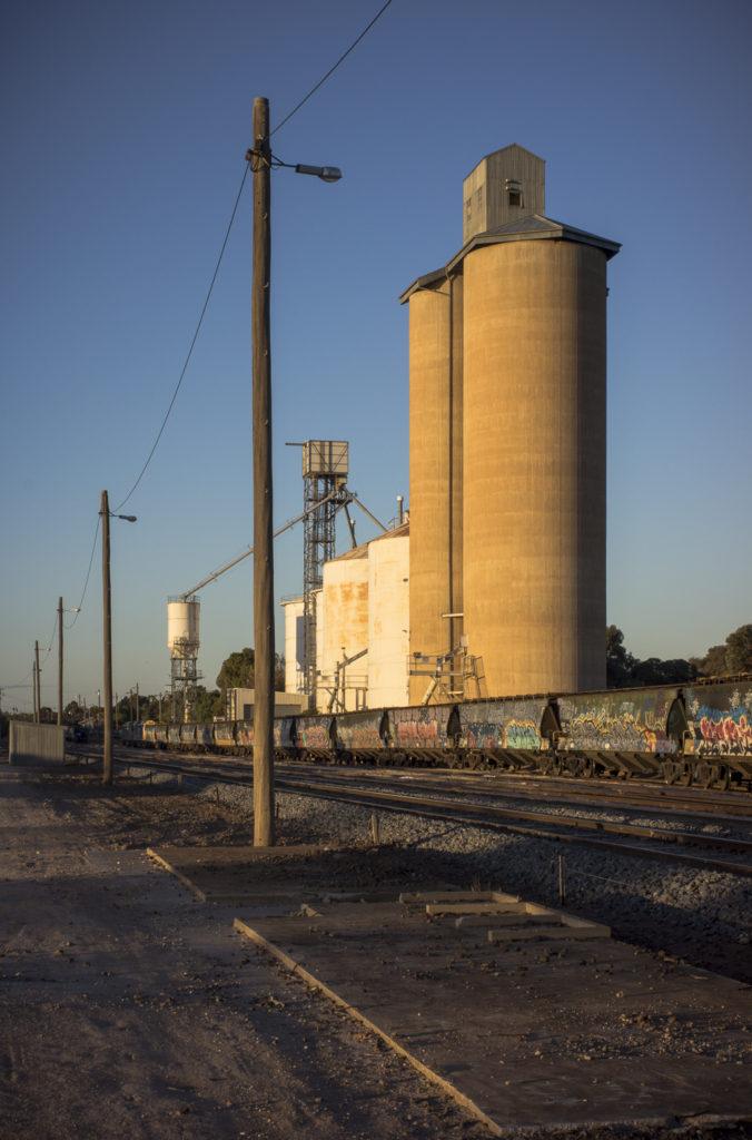 railyard, Ouyen