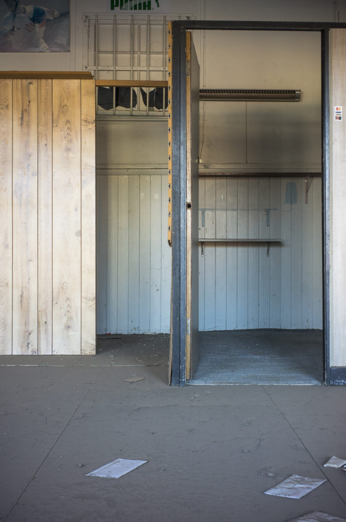 empty shop, Hopetoun