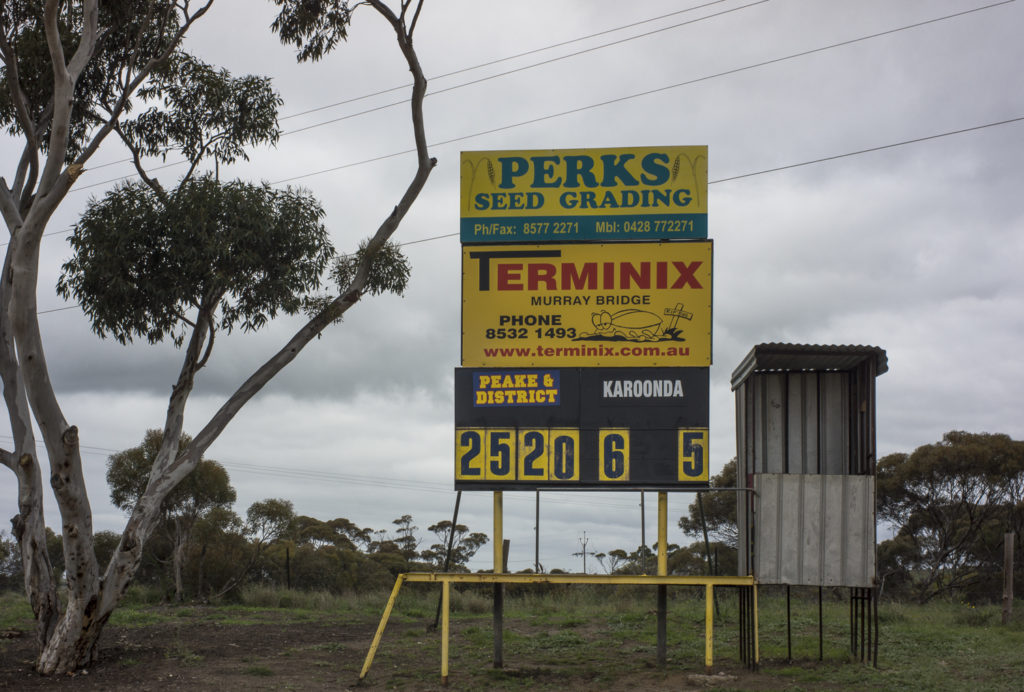 scoreboard, Peake