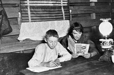 Bill Boyd, J+M Boyd, Nandaly, 1921