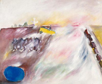 Sidney Nolan,  Wimmera, 1942-3