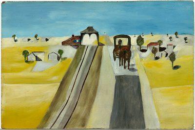 Sidney Nolan, Kiata, 1943
