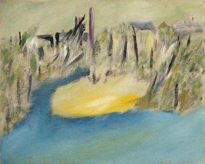 Sidney Nolan, Near Dimboola, 1942-44