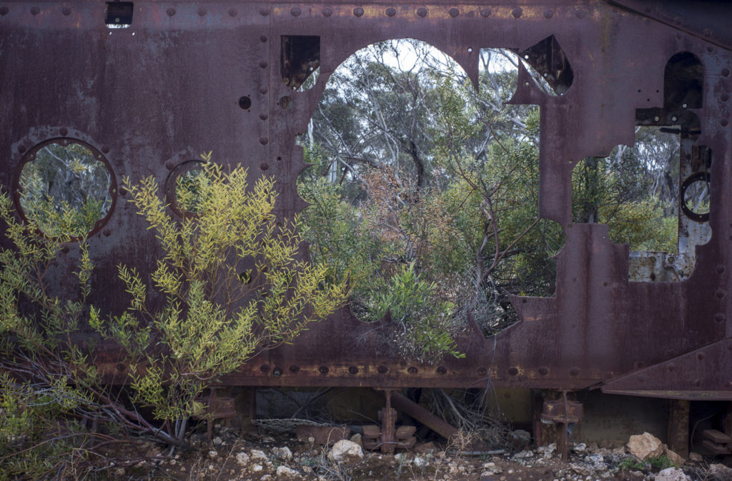 Ruins, Murrayville